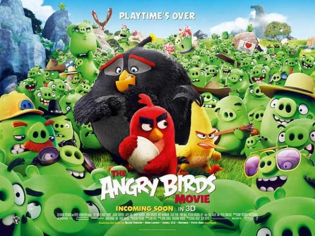 The Angry Birds Movie (2016, dir. Clay Kaytis and FergalReilly)