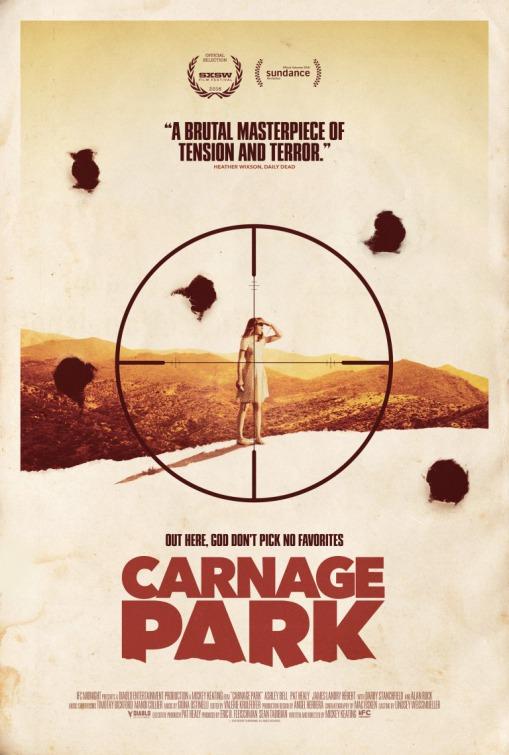 Carnage Park (2016, dir. MickeyKeating)