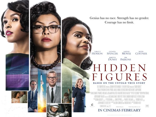 Hidden Figures (2016, dir. TheodoreMelfi)