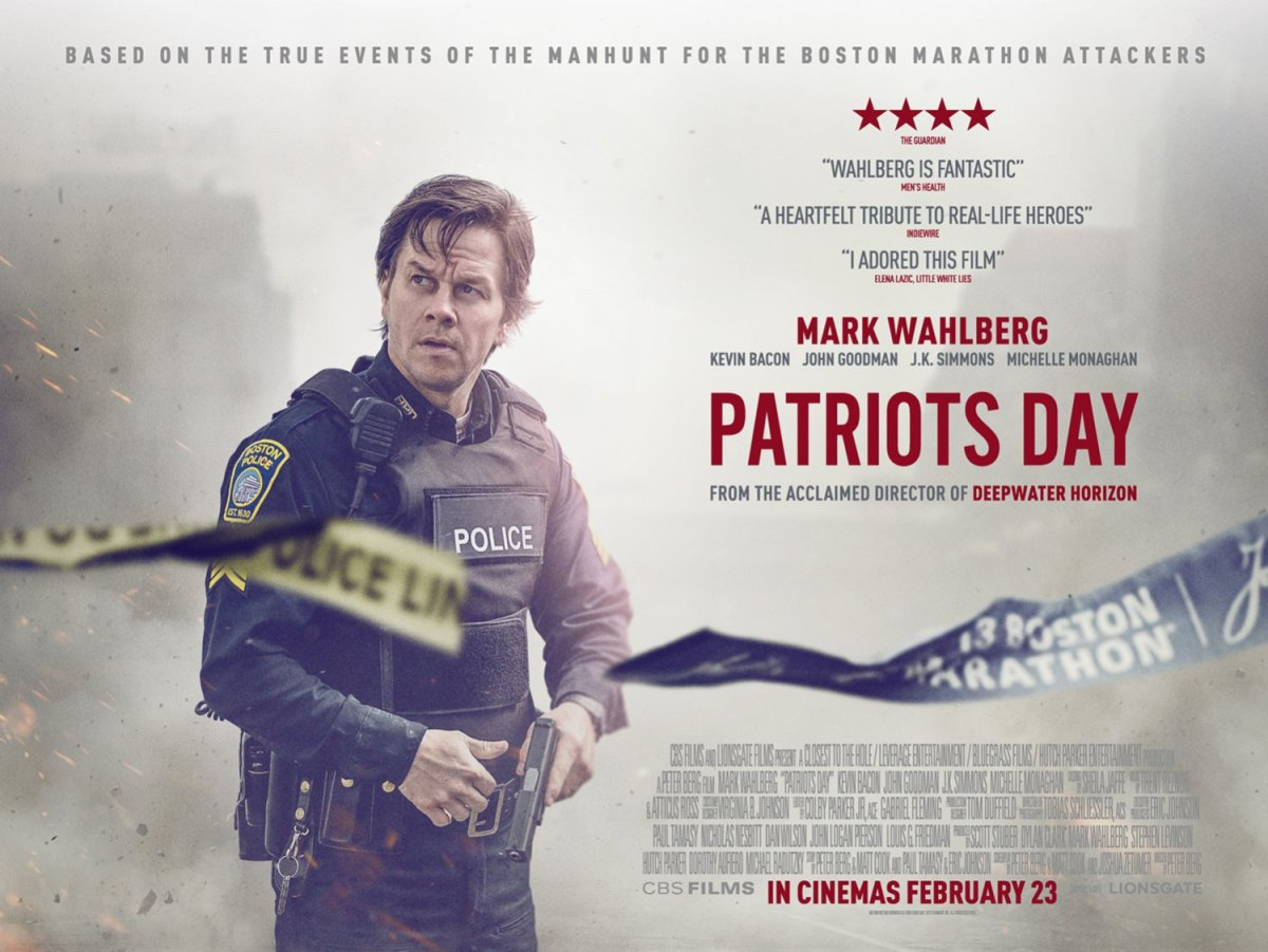 Patriots Day (2017, dir. Peter Berg)