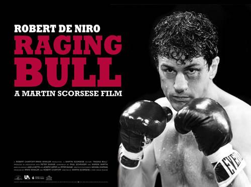 Raging Bull (1980, dir. MartinScorsese)