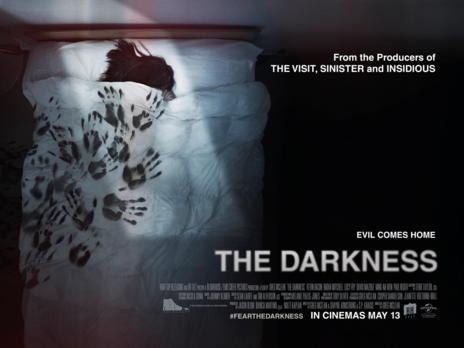 The Darkness (2016, dir. GregMcLean)