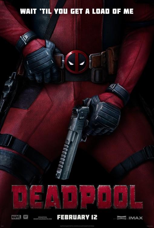 Deadpool (2016, Dir. TimMiller)