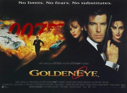 GoldenEye (1995, dir. MartinCampbell)