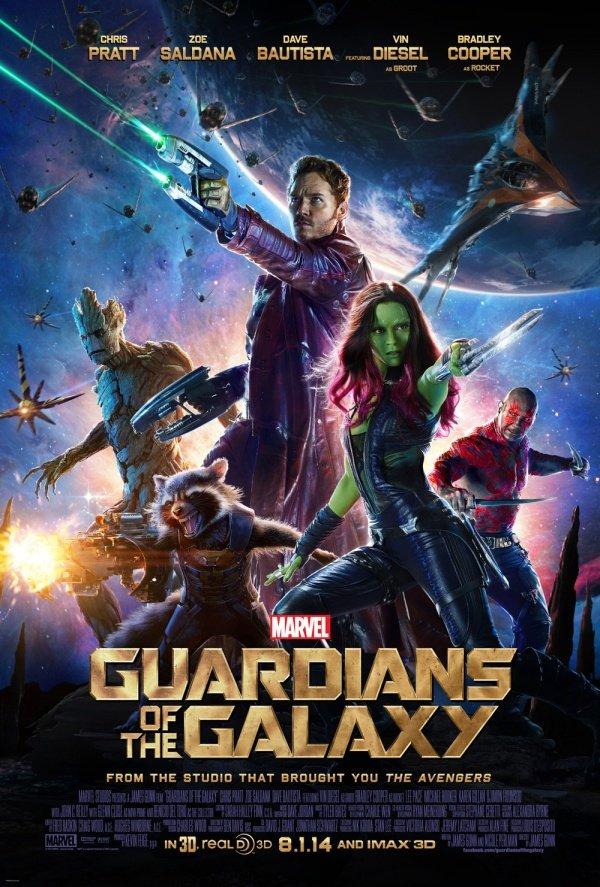 Guardians of the Galaxy (2014, Dir.JamesGunn)