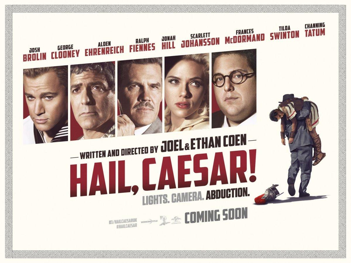 Hail, Caesar! (2016, dir, Joel & EthanCoen)