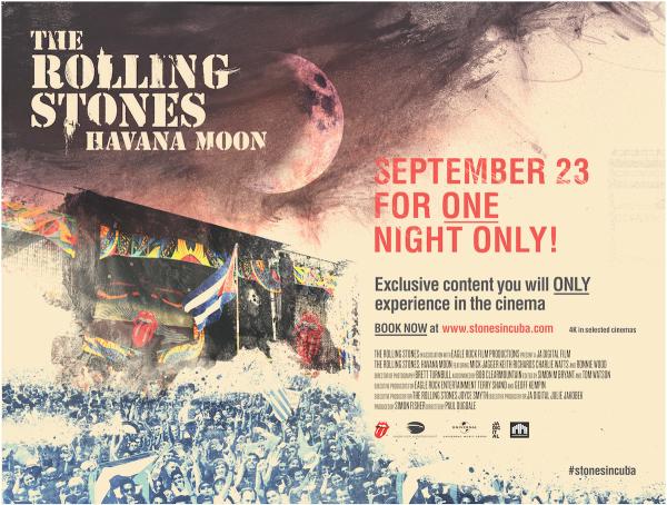 The Rolling Stones: Havana Moon (2016, dir. PaulDugdale)