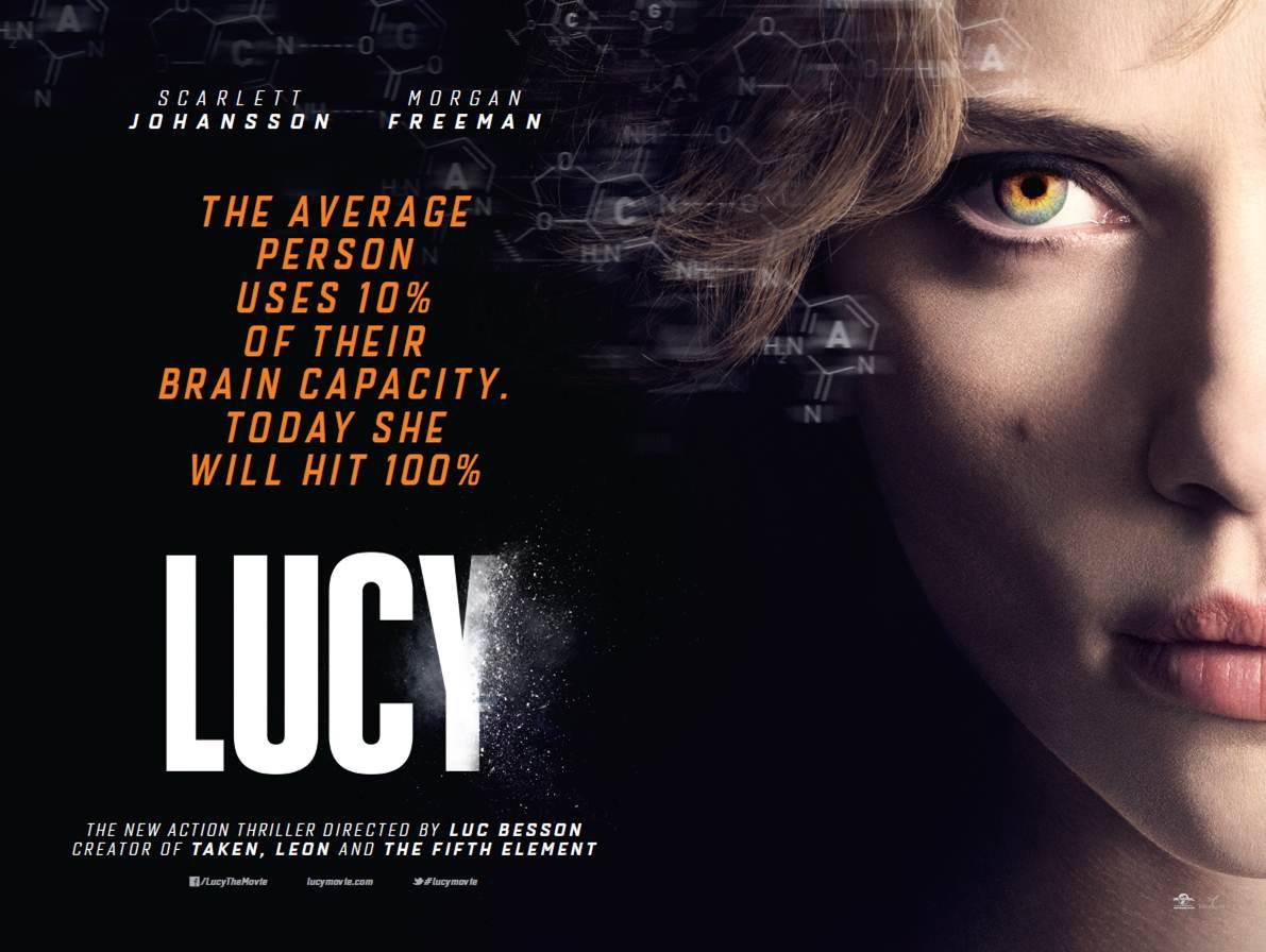 Lucy (2014, dir. LucBesson)