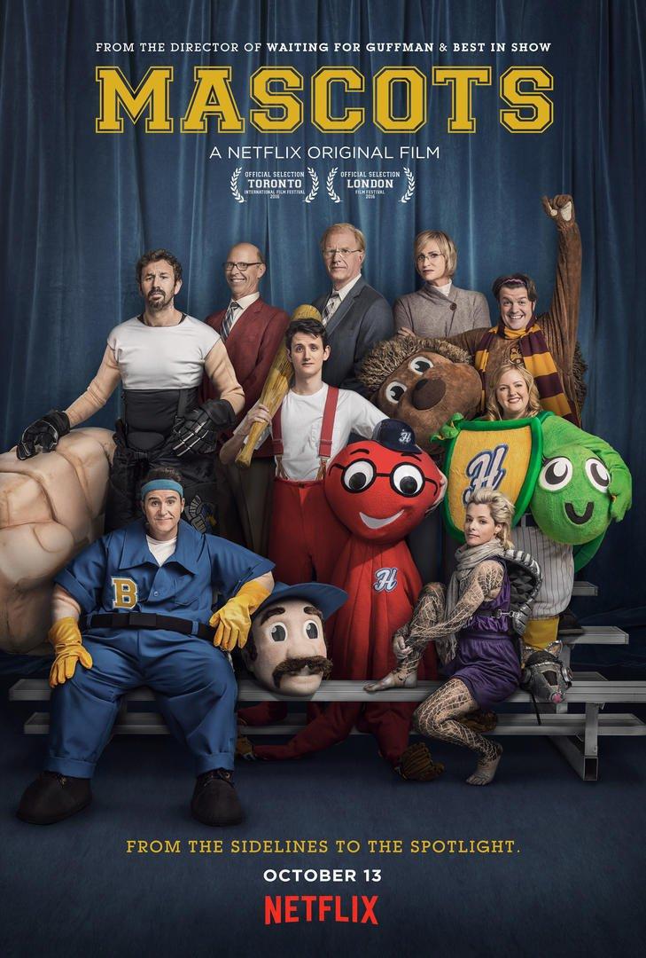 Mascots (2016, Dir. ChristopherGuest)