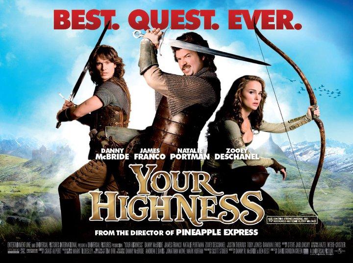 Your Highness (2011, dir. David GordonGreen)
