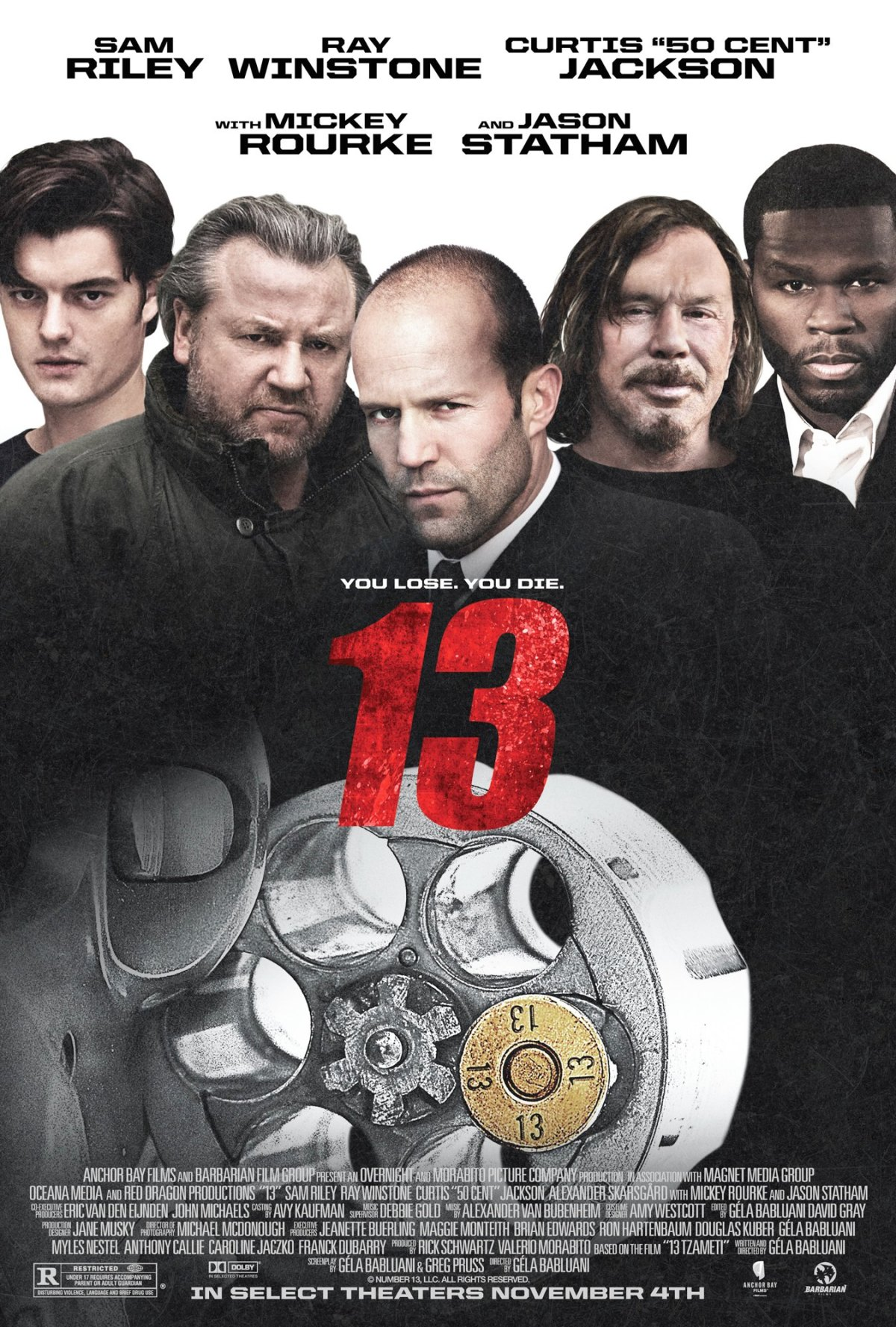 13 (2010, dir. GélaBabluani)