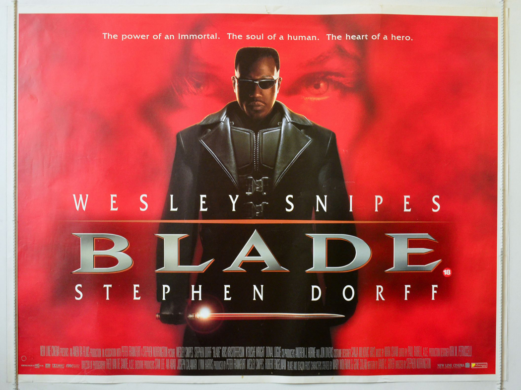 Blade (1998, dir. Stephen Norrington)