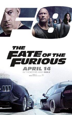 Fast and the Furious 8 (2017, a.k.a Fate of the Furious, Dir: F.GaryGray)