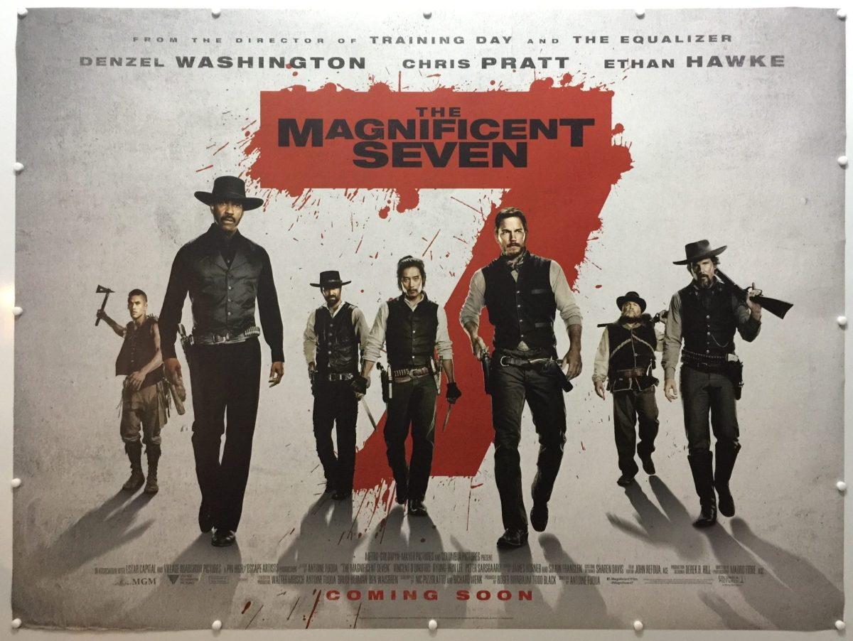 The Magnificent Seven (2016, dir. Antoine Fuqua)