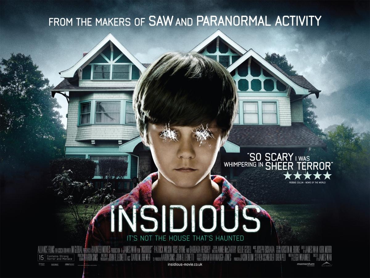 Insidious (2010, dir. JamesWan)