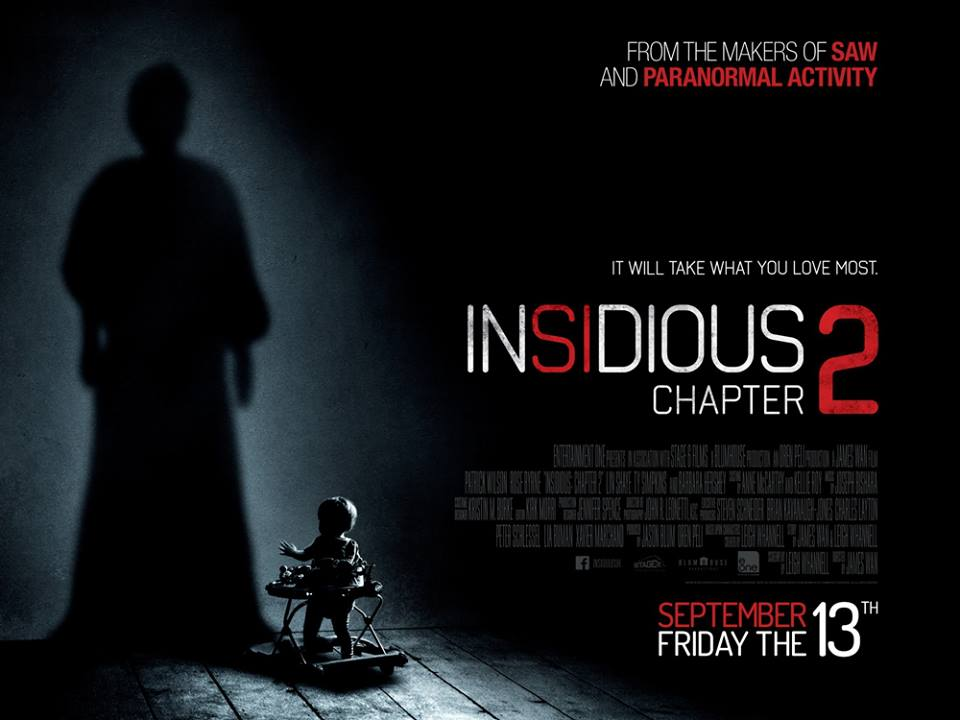 Insidious: Chapter 2 (2013, dir. James Wan)