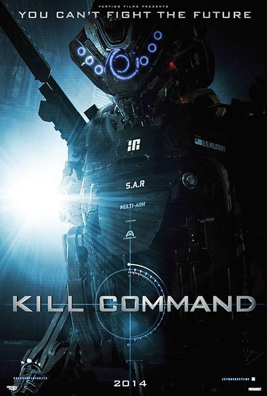 Kill Command (2016, dir. StevenGomez)
