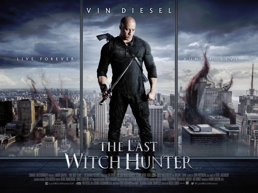 The Last Witch Hunter (2015, dir. Breck Eisner)