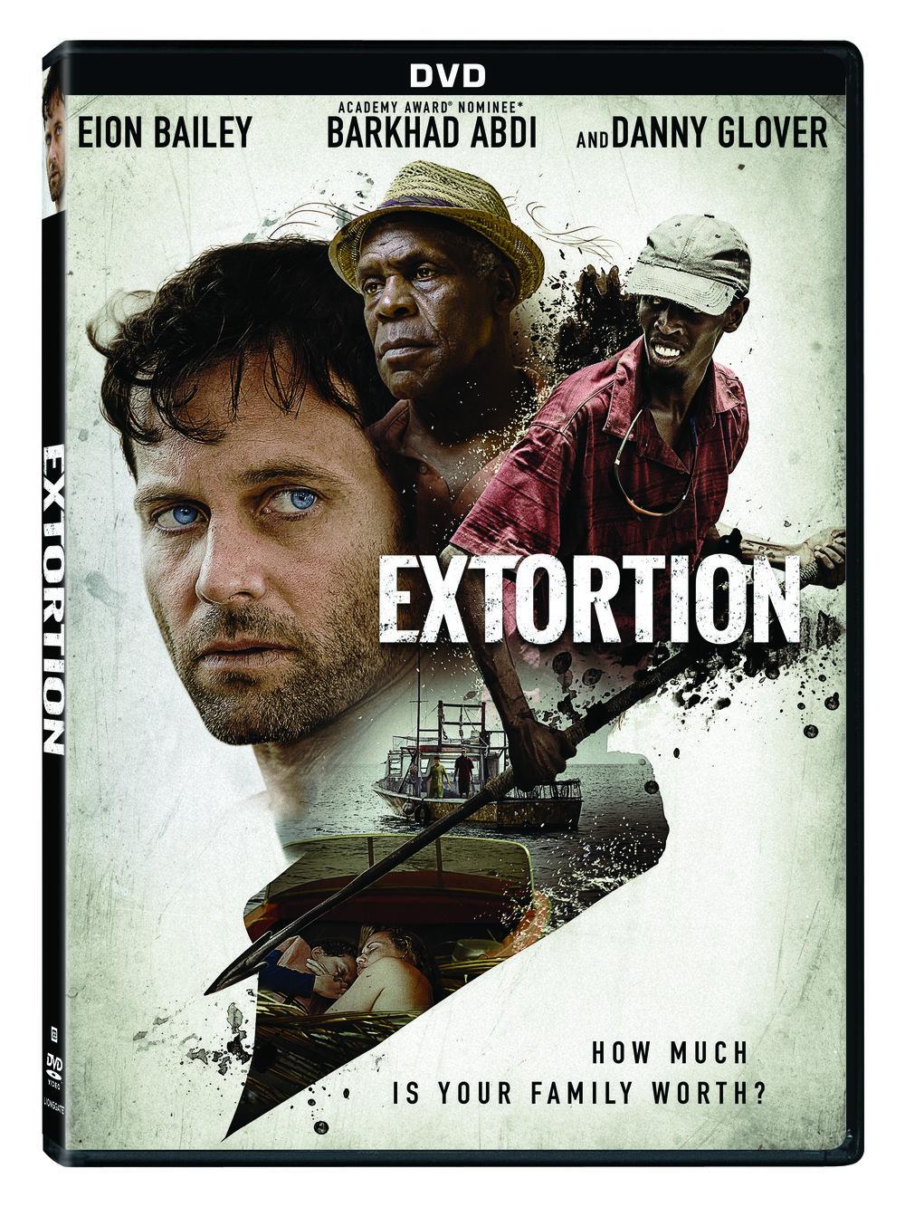 Extortion (2017, Dir. PhilVolken)