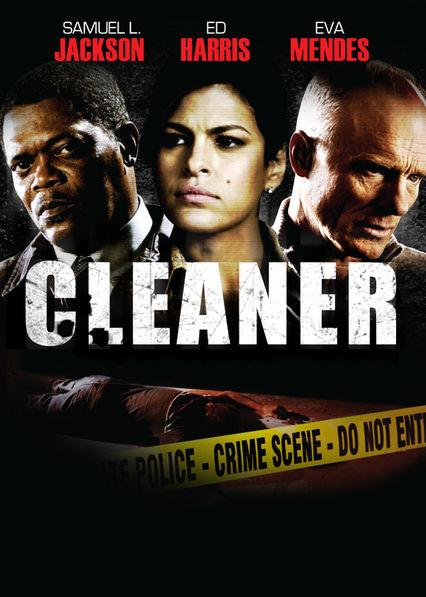 Cleaner (2007, dir. RennyHarlin)