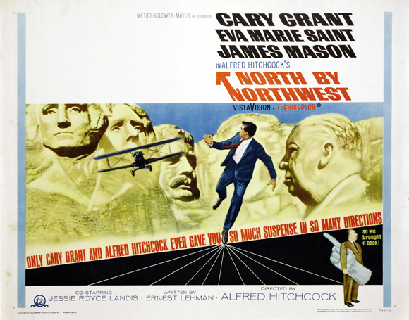North by Northwest (1957, dir. Alfred Hitchcock)