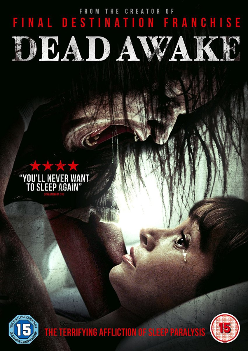 Dead Awake (2016, Dir. PhilipGuzman)