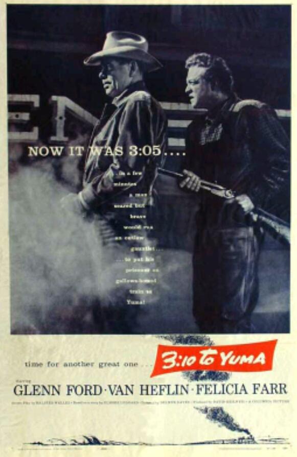 3:10 To Yuma (1957, dir. DelmerDaves)