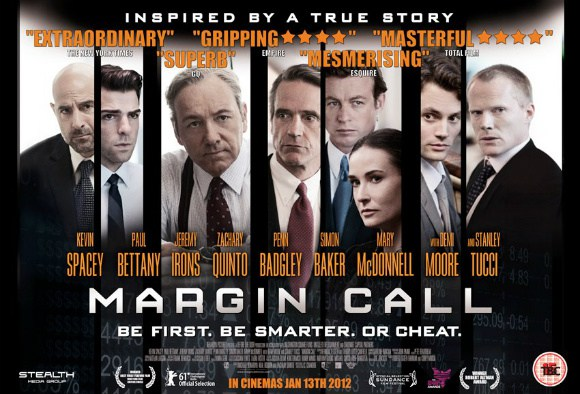 Margin Call (2011, dir. JC Chandor)