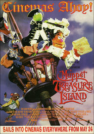 Muppet Treasure Island (1996, dir. BrianHenson)