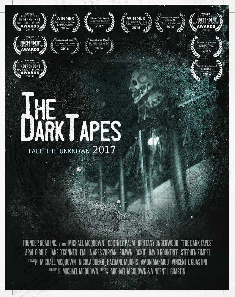 The Dark Tapes (2017, Dir: Vincent J. Guastini, Michael McQuown)