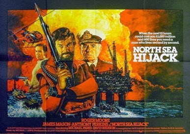 North Sea Hijack (AKA ffoulkes / Assault Force) (1980, dir. Andrew V. McLaglen)