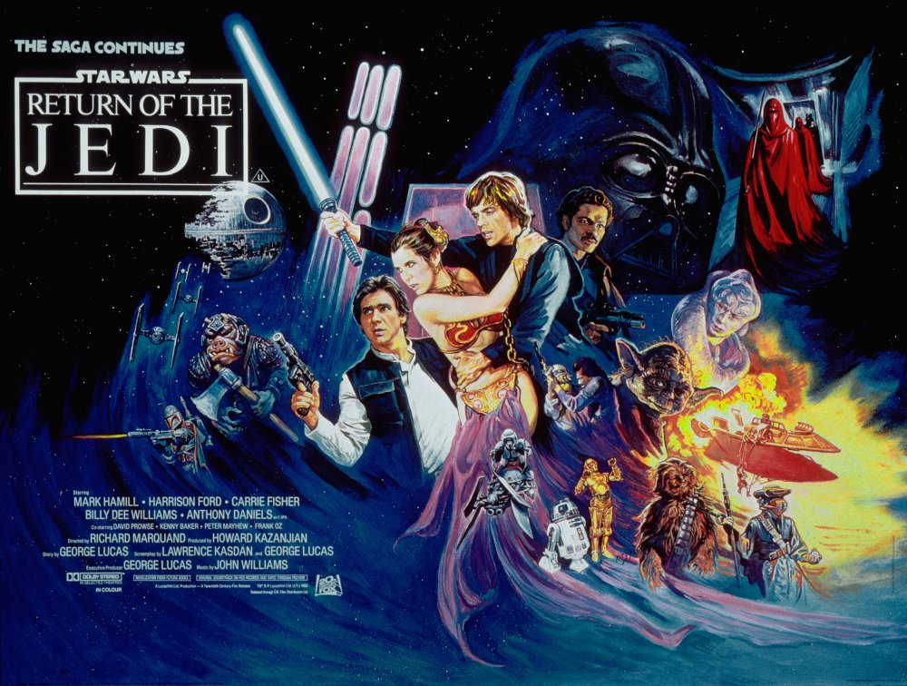 Return of the Jedi (1983, dir. Richard Marquand)