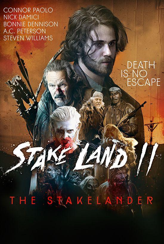 Stake Land II (AKA The Stakelander) (2016, dir. Dan Berk & RobertOlsen)