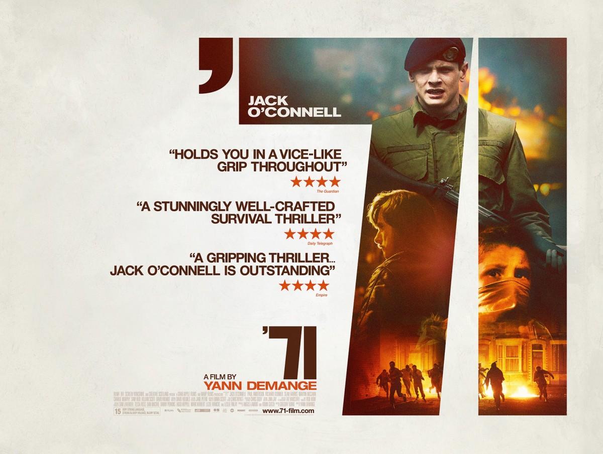 '71 (2014, dir. JannDemange)