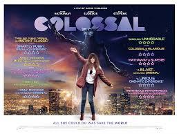 Colossal (2016, dir. NachoVigalondo)