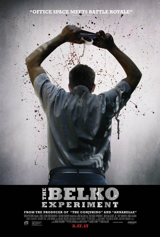 The Belko Experiment (2016, Dir. GregMcLean)