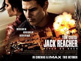 Jack Reacher: Never Go Back (2016, dir. Edward Zwick)