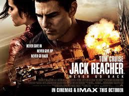 Jack Reacher: Never Go Back (2016, dir. EdwardZwick)