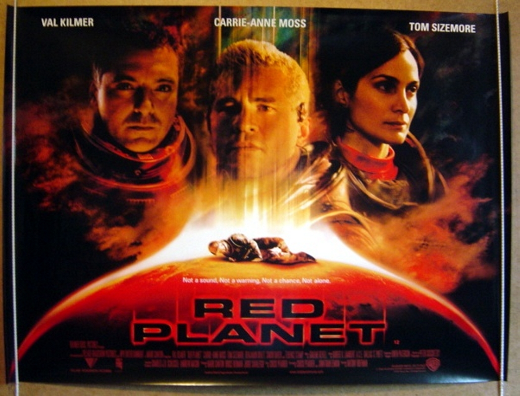 Red Planet (2000, dir. Antony Hoffman)