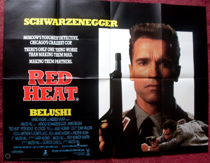 Red Heat (1988, dir. Walter Hill)