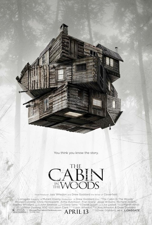 The Cabin in the Woods (2012, dir. Drew Goddard)