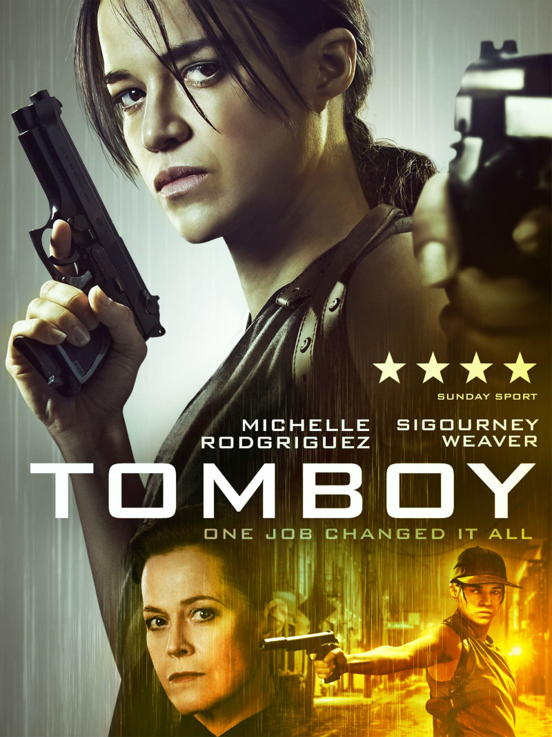 Tomboy (AKA Tomboy: A Revenger's Tale / The Assignment / (Re) Assignment) (2016, dir. Walter Hill)