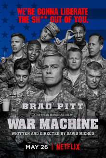 War Machine (2017, dir. David Michôd)