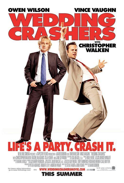 Wedding Crashers (2005, Dir. DavidDobkin)