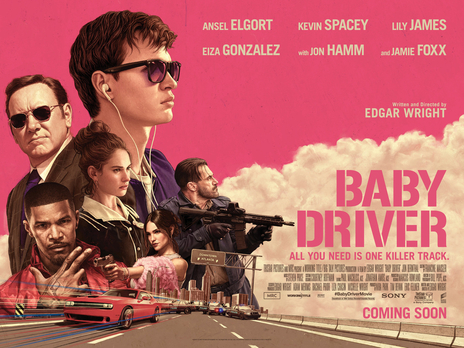 Baby Driver (2017, dir. EdgarWright)