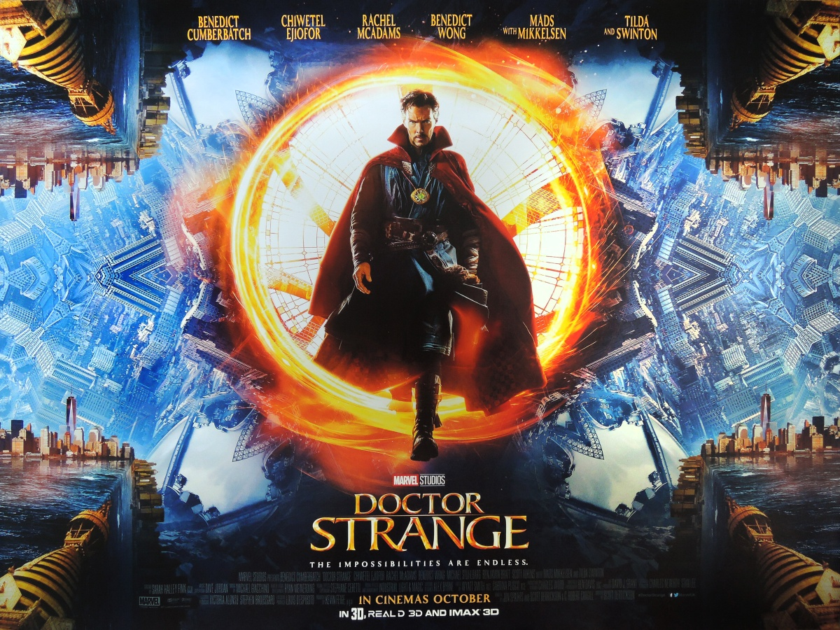 Doctor Strange (2016, dir. ScottDerrickson)
