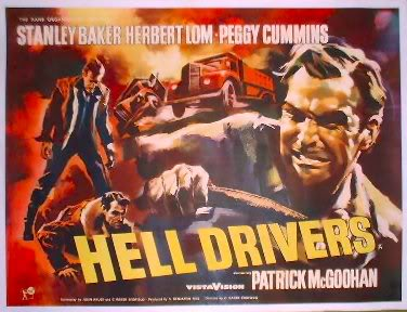 Hell Drivers (1957, dir. Cy Enfield)