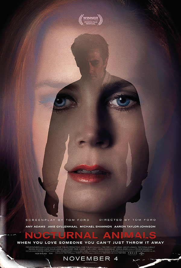 Nocturnal Animals (2016, dir. Tom Ford)