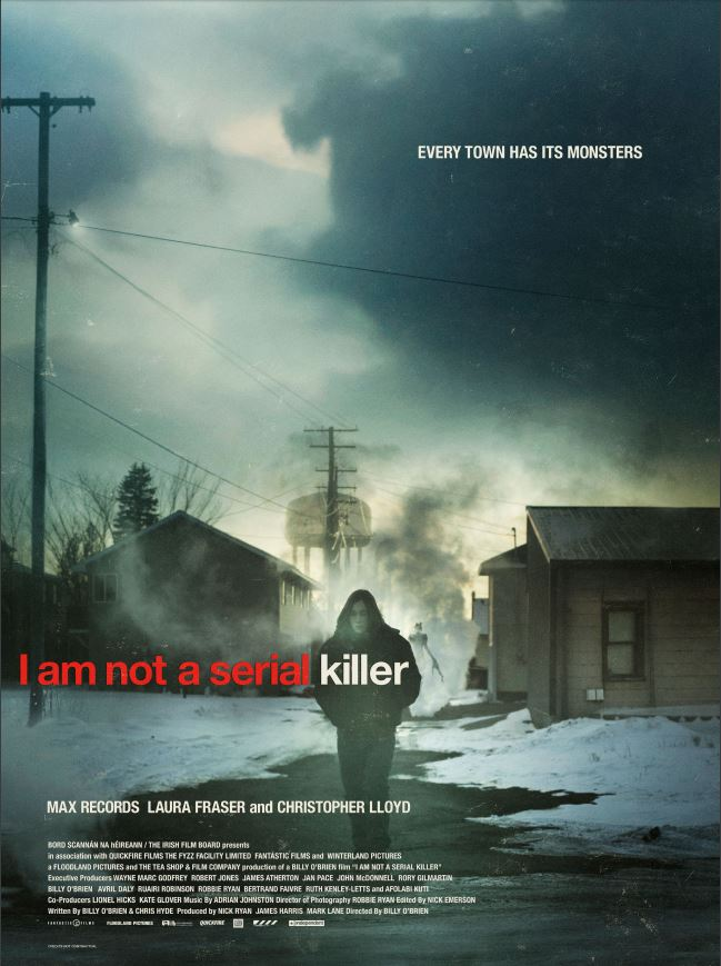 I Am Not A Serial Killer (2016, dir. Billy O'Brien)