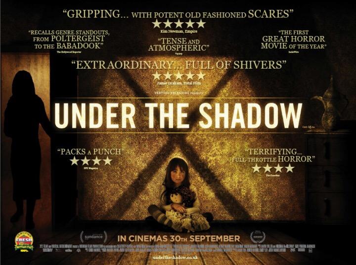 Under the Shadow (2016, Dir. BabakAnvari)